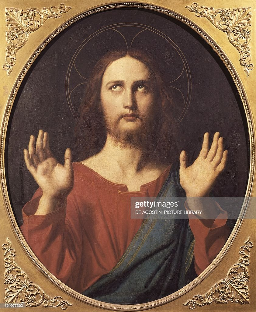 https://media.gettyimages.com/photos/christ-by-jean-auguste-dominique-ingres-oil-on-canvas-80x66-cm-san-picture-id164077363?k=6&m=164077363&s=612x612&w=0&h=Xf9VFH7XON7W_ib7fPBMu2jJ4TrcePRd07n62ShNRtA=