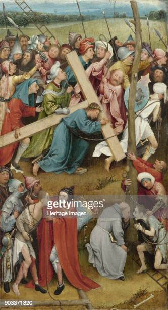 Christ Carrying the Cross Found in the Collection of Art History Museum Vienne