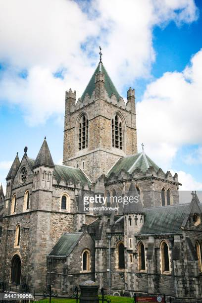 Christ Church Cathedral in Dublin, Ierland