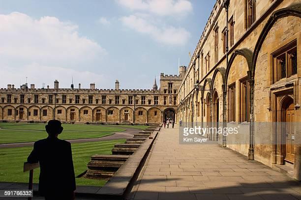Christ Church College at Oxford University
