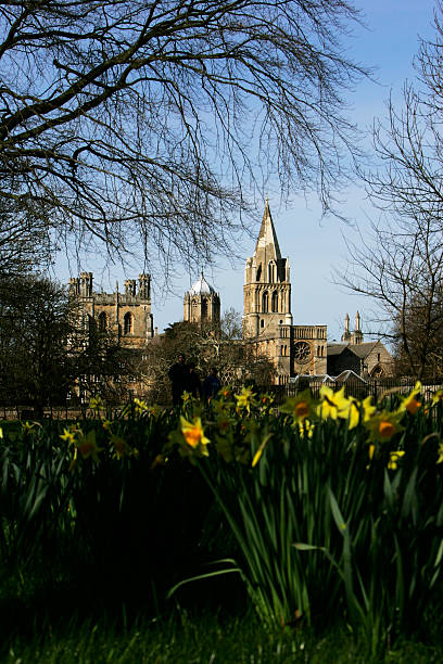 dreaming spires poem