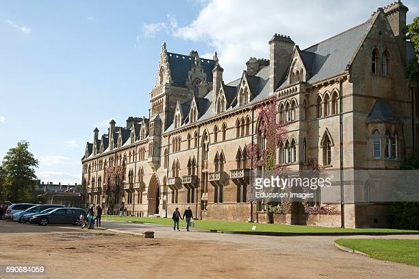 Christ Church College Oxford University England UK