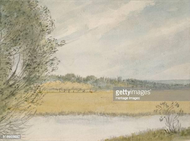 Christ Church Meadows Water Meadows 18th century