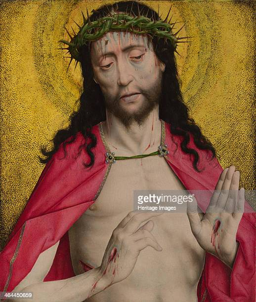 Christ Crowned with Thorns ca 1470 Found in the collection of the National Gallery London