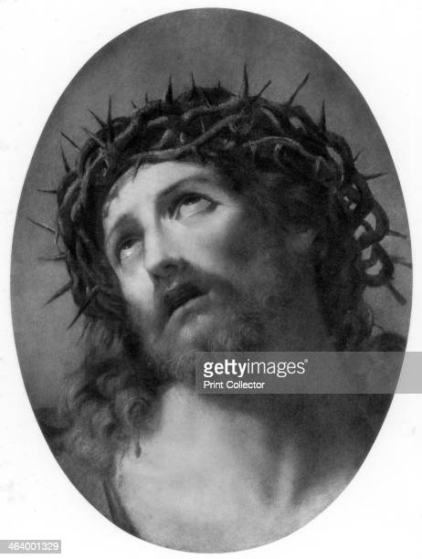 'Christ Crowned with Thorns' Print reproduction of an early 17thcentury work by Guido Reni