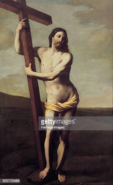 Christ Embracing the Cross Found in the collection of Real Academia de Bellas Artes de San Fernando Madrid