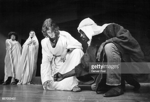 APR 1 1980 APR 9 1980 'Christ in the Concrete City' a Passion play that wanders across the pages of time from the crucifixion to a industrial town in...