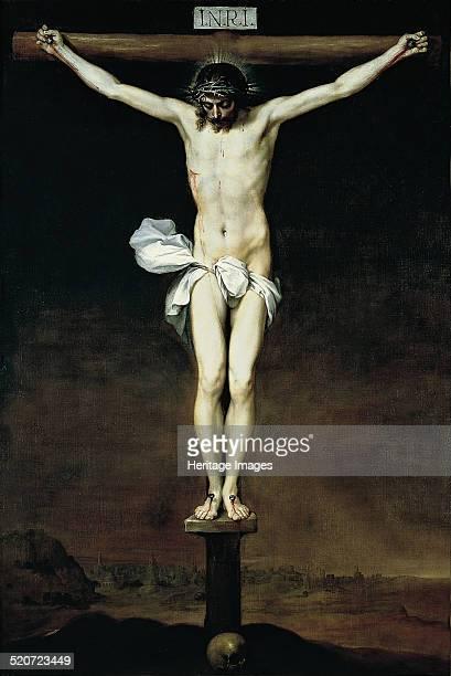 Christ on the Cross Found in the collection of Real Academia de Bellas Artes de San Fernando Madrid