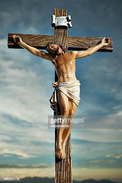 Christ en el cruce
