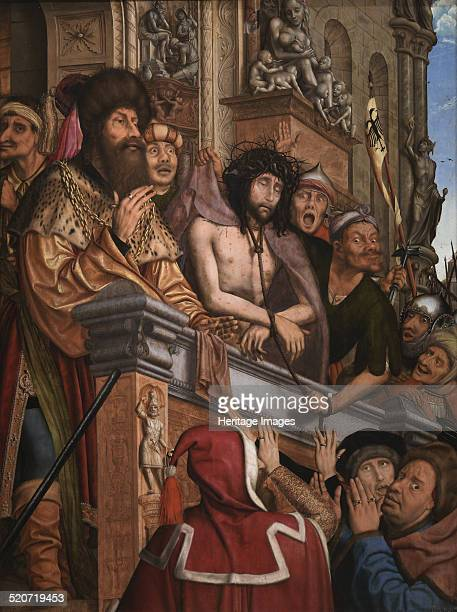 Christ Presented to the People Found in the collection of Museo del Prado Madrid