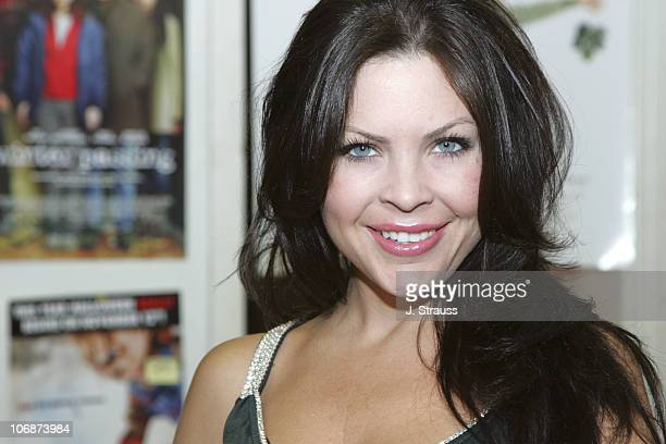 Christa Campbell during '2001 Maniacs' DVD Release Party and Cast Signing at Hollywood Book Poster March 29 2006 at Hollywood Book Poster in...