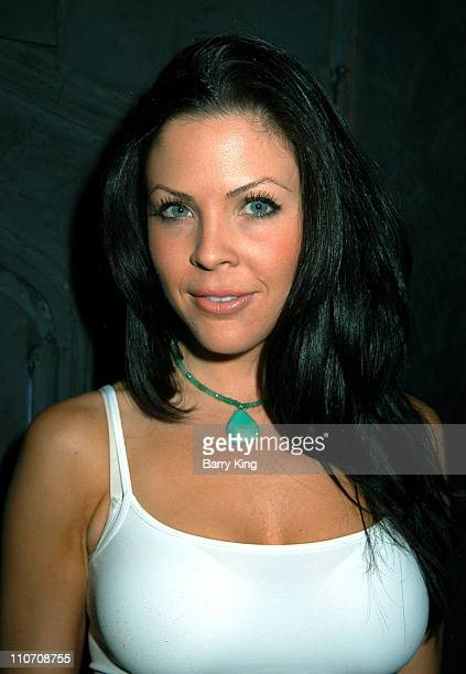 Christa Campbell during Jamie Kennedy Book Release Party at Shelter in West Hollywood, California, United States.