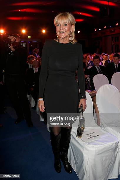 Christa Kinshofer attends the Laureus Media Award 2012 on November 05, 2012 in Kitzbuehel, Austria.