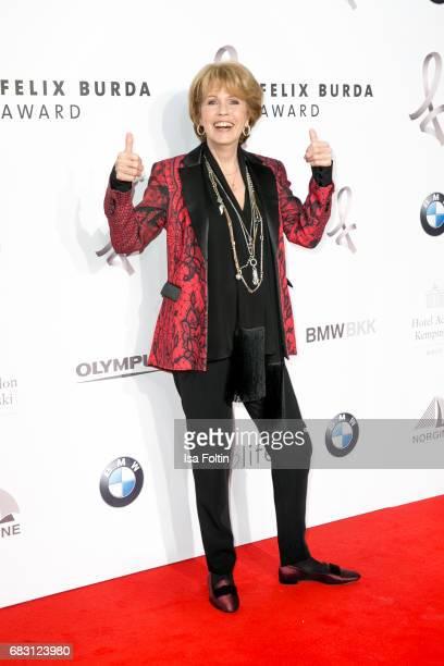 Christa Maar attends the Felix Burda Award 2017 at Hotel Adlon on May 14, 2017 in Berlin, Germany.