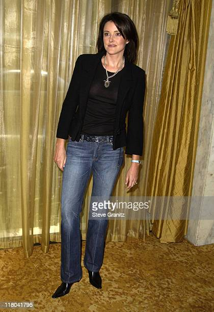 Christa Miller during 5th Annual Lullabies & Luxuries Luncheon and Fashion Show Benefiting Caring for Children & Families With AIDS at Regent Beverly...