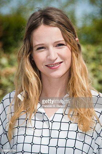 Christa Theret attends the Jury Revelations Photocall at the Kielh's Club during the 42nd Deauville American Film Festival on September 3 2016 in...