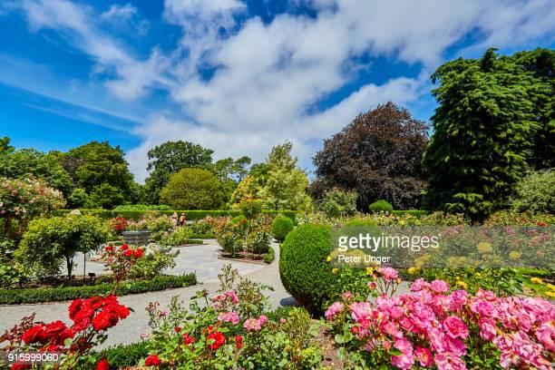 Christchurch Botanic Gardens,Christchurch City Centre, New Zealand