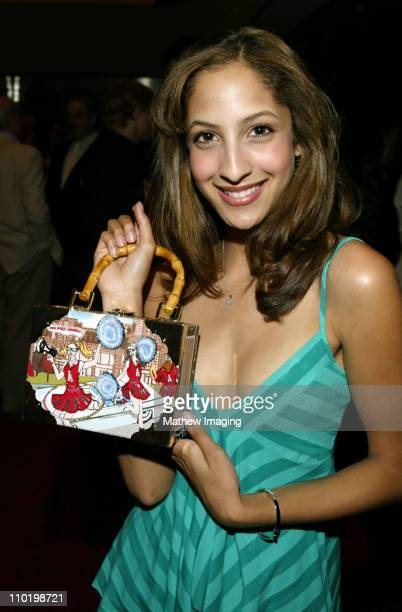 Christel Khalil during 2004 Daytime Emmy Awards Nominee Reception at Leonard H Goldenson Theater in North Hollywood California United States