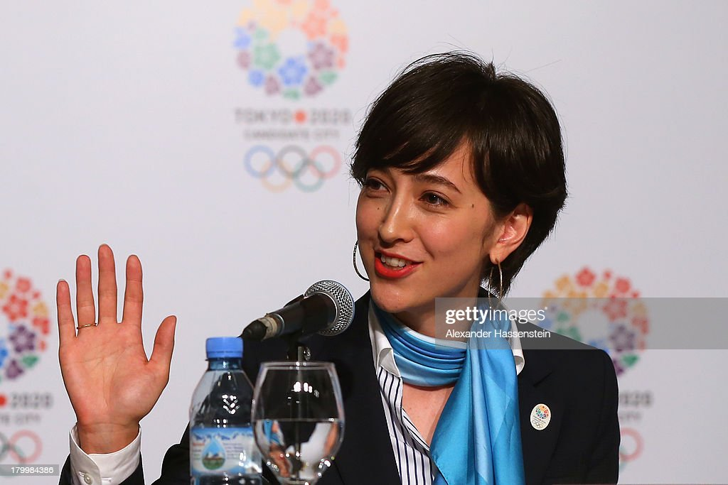 125th IOC Session Buenos Aires - 2020 Olympics Host City Announcement : News Photo