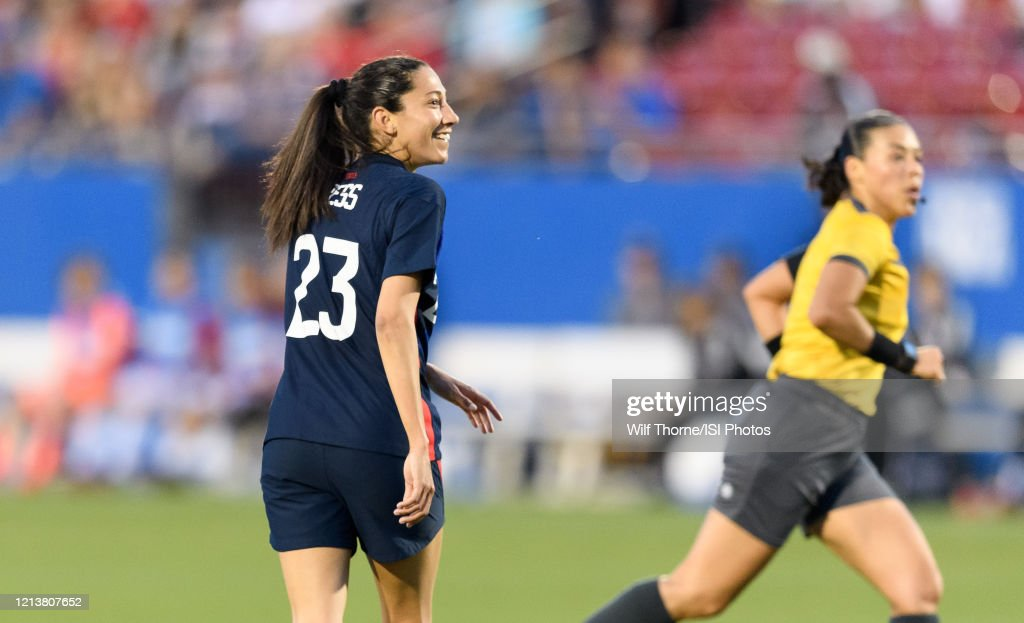 2020 SheBelieves Cup - United States v Japan : News Photo