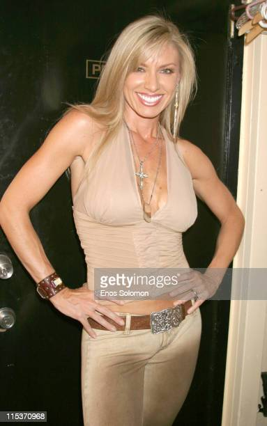 Christi Bauerlee during Christi Bauerlee Music Showcase And Album Listening Party at Pearl in West Hollywood California United States