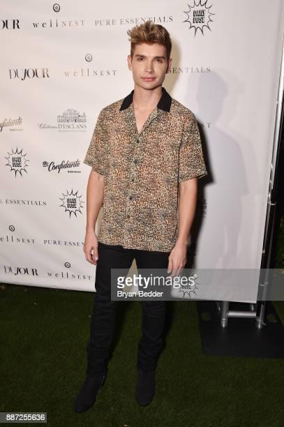 Christian Acosta attends DuJour's Jason Binn And WellNEST Celebrate Miami Beach's Art Basel KickOff at The Confidante on December 6 2017 in Miami...