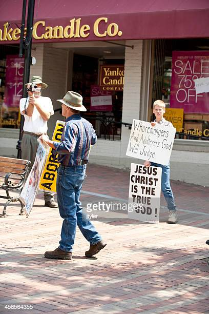 Christian Activist