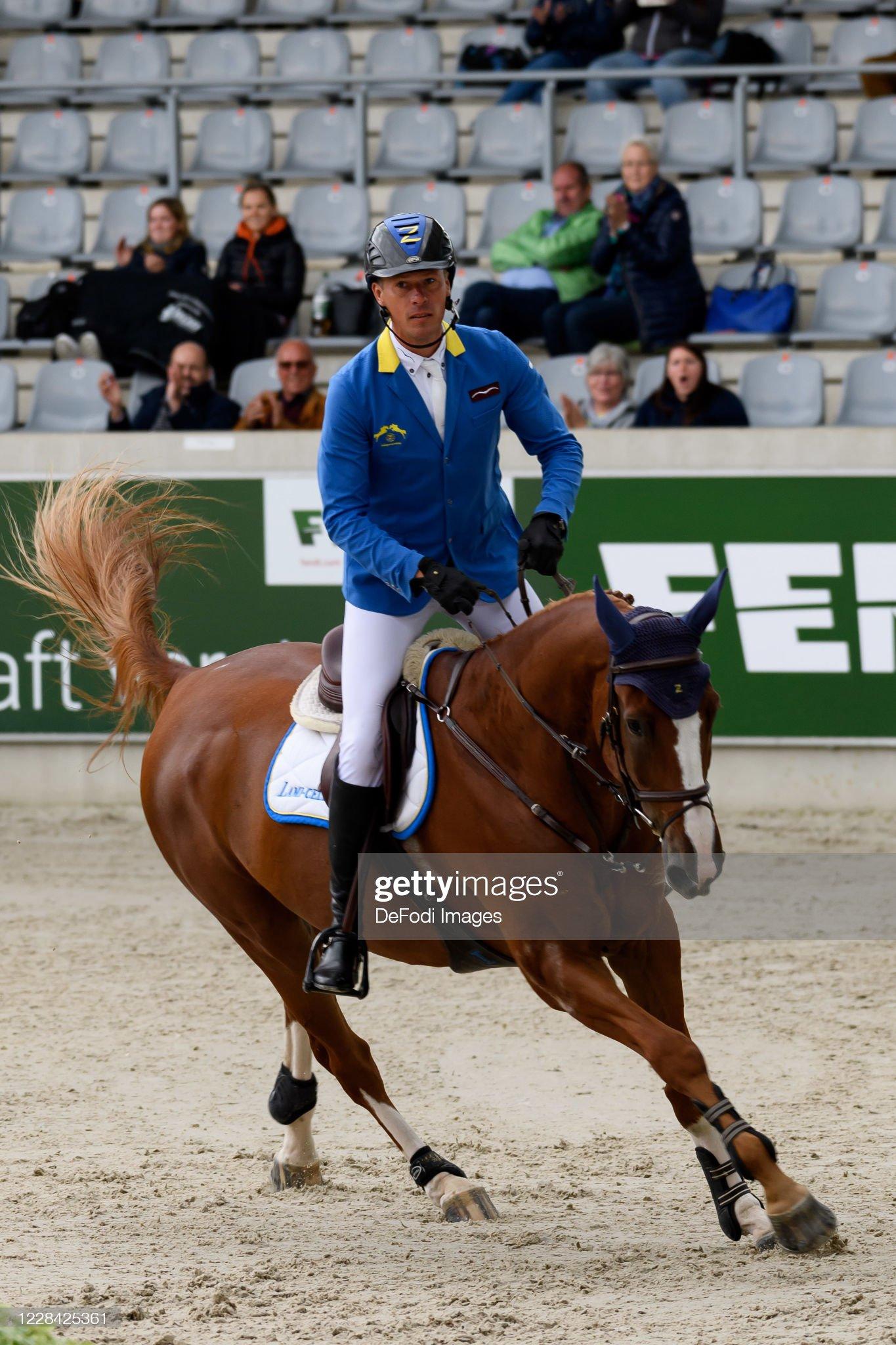 Aachen International Jumping : News Photo