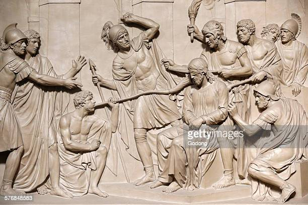 christian art - stations of the cross stock pictures, royalty-free photos & images