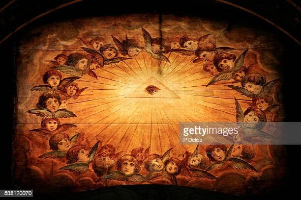 Christian Artwork in Santa Maria Maggiore