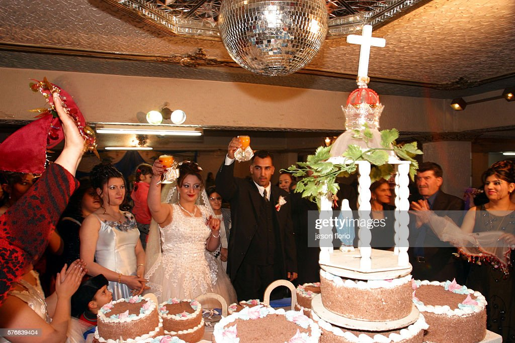 Baghdad Wedding Nights Pictures Getty Images
