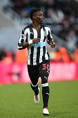 newcastle upon tyne england christian atsu