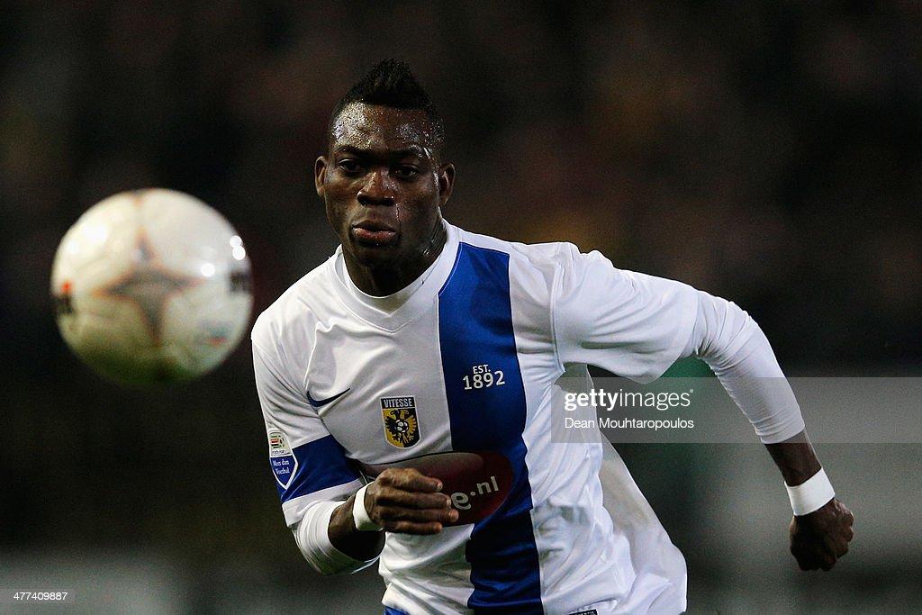 NAC Breda v Vitesse Arnhem - Eredivisie : News Photo