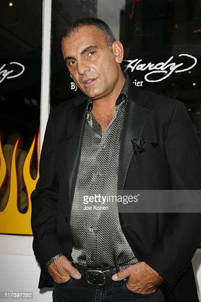 Christian Audigier during New York Ed Hardy SoHo Store Opening featuring Fabolous, DJ Clue at Ed Hardy Store in New York City, New York, United...