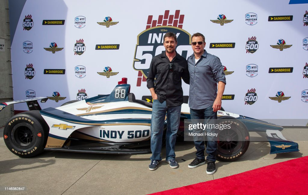 IN: Celebrities Arrive For The 2019 Indianapolis 500