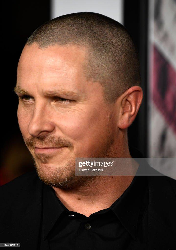 """Premiere Of Entertainment Studios Motion Pictures' """"Hostiles"""" - Arrivals : News Photo"""