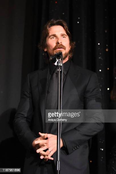 Christian Bale at the 24th RNCI Red Nation International Film Festival and Awards Ceremony on November 15 2019 in Beverly Hills California
