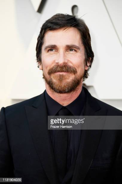 Christian Bale attends the 91st Annual Academy Awards at Hollywood and Highland on February 24 2019 in Hollywood California