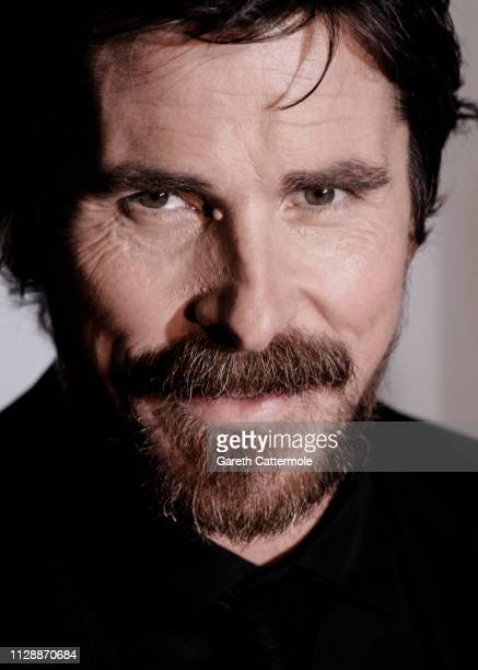 Christian Bale attends the EE British Academy Film Awards at Royal Albert Hall on February 10, 2019 in London, England.