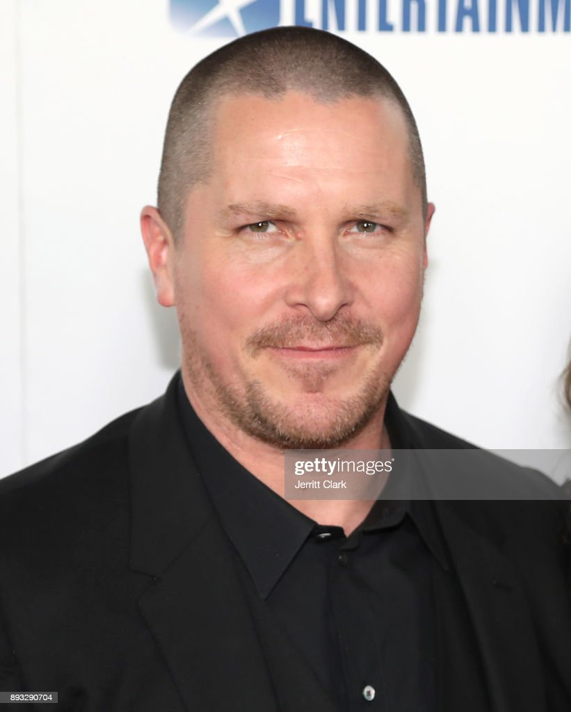 Christian Bale attends the Premiere Of Entertainment Studios Motion Pictures' 'Hostiles' at Samuel Goldwyn Theater on December 14, 2017 in Beverly Hills, California.