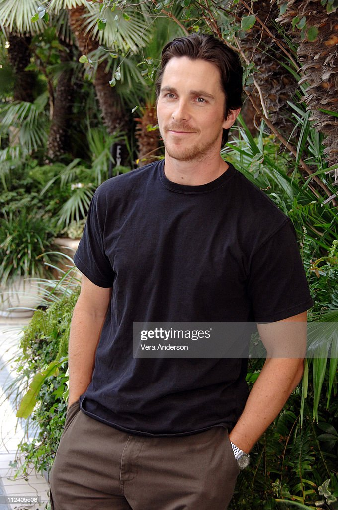 Christian Bale during 'Rescue Dawn' Press Conference with Jeremy Davies, Steve Zahn, Christian Bale and Werner Herzog at Four Seasons in Beverly Hills, California, United States.