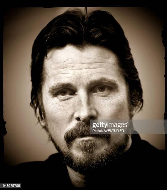 Christian Bale lors du 64ème festival du film de Berlin 'Berlinale International Film Festival' le 7 février 2014 à Berlin Allemagne