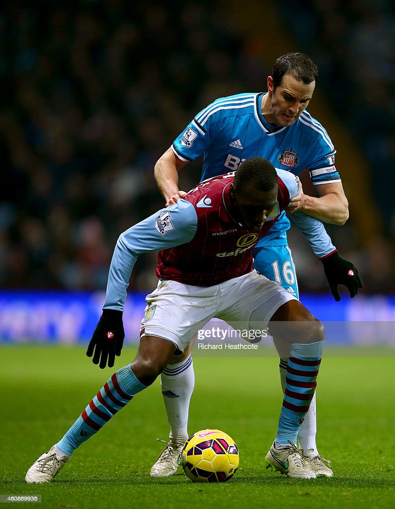 Aston Villa v Sunderland - Premier League : News Photo