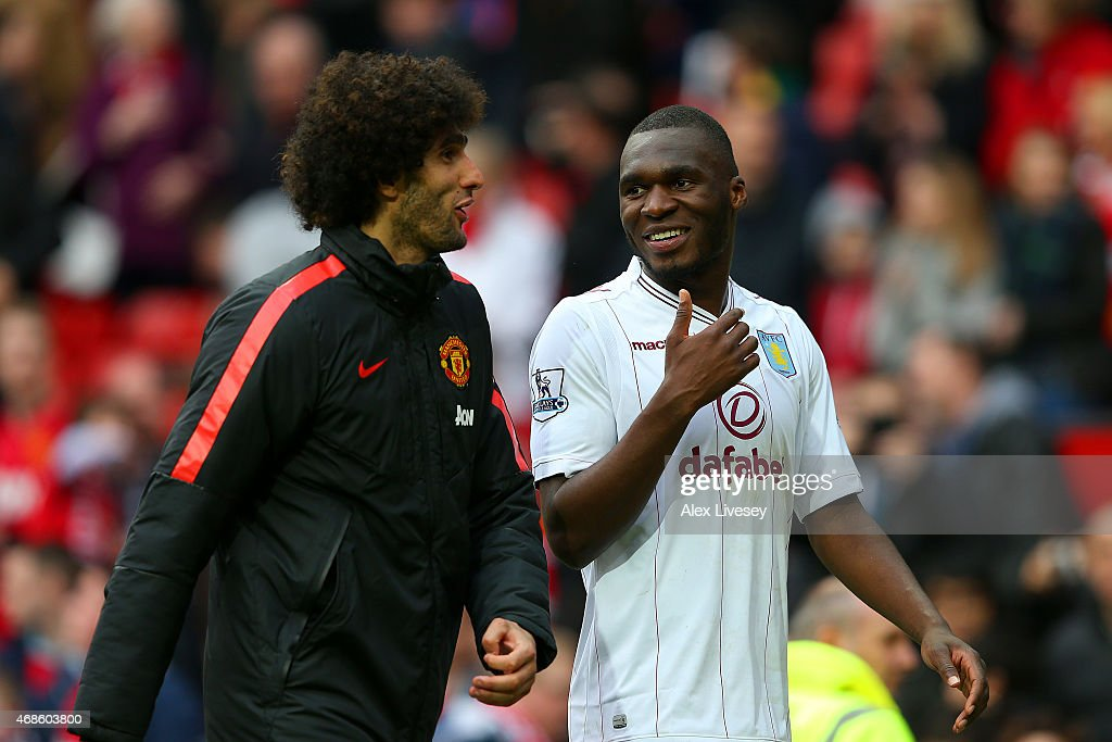 Manchester United v Aston Villa - Premier League : News Photo