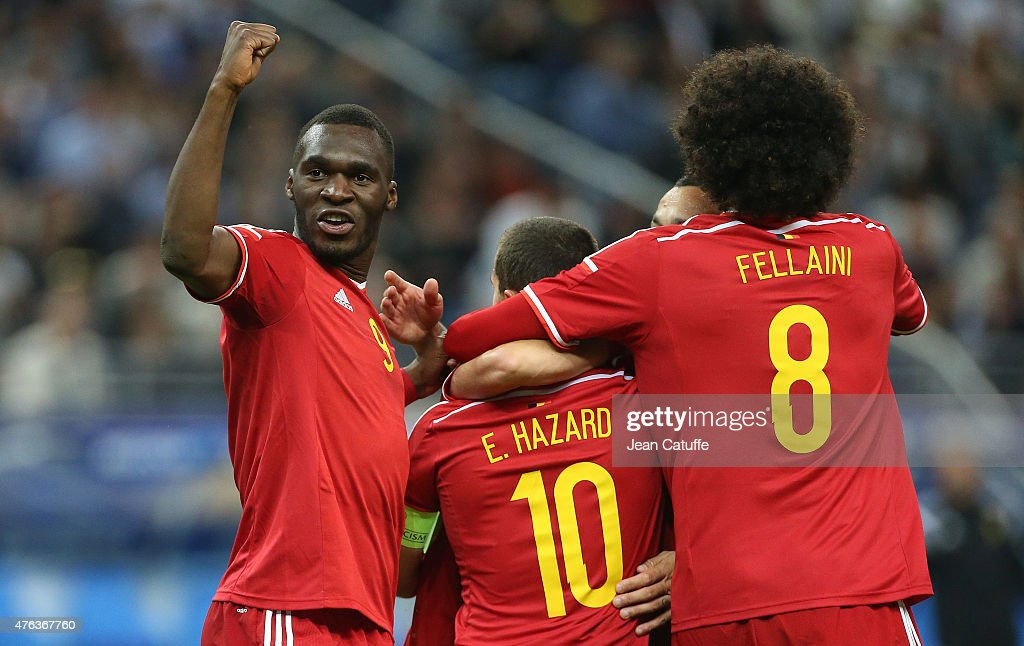 France v Belgium - International Friendly : News Photo
