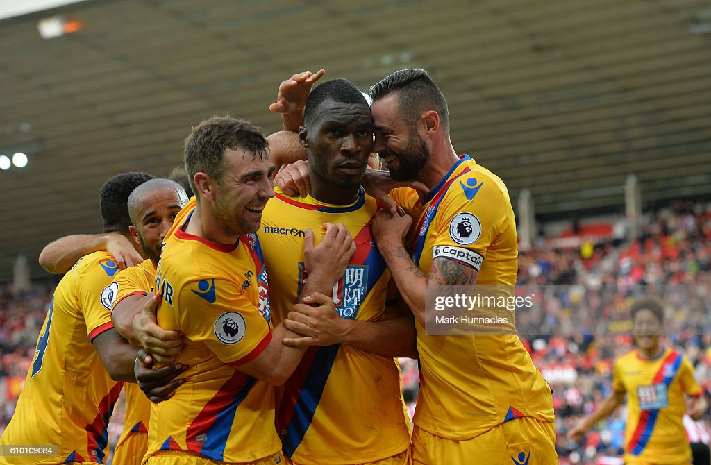 Sunderland v Crystal Palace - Premier League : News Photo
