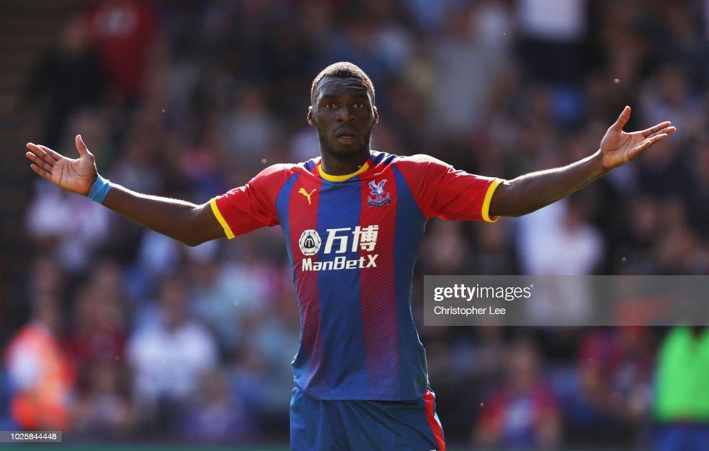 Crystal Palace v Southampton FC - Premier League : Photo d'actualité