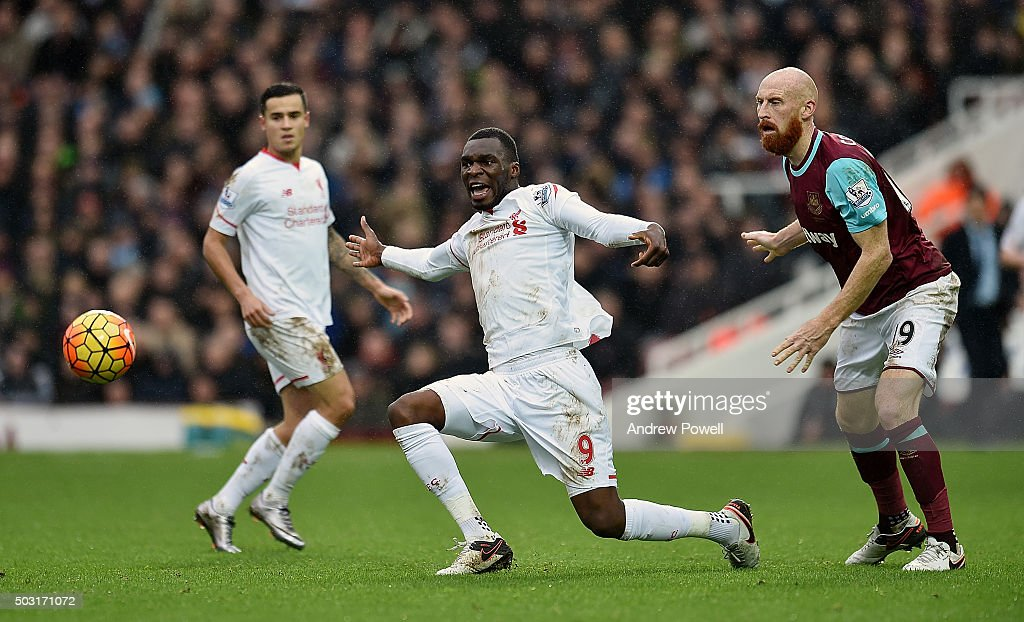 West Ham United v Liverpool - Premier League : News Photo