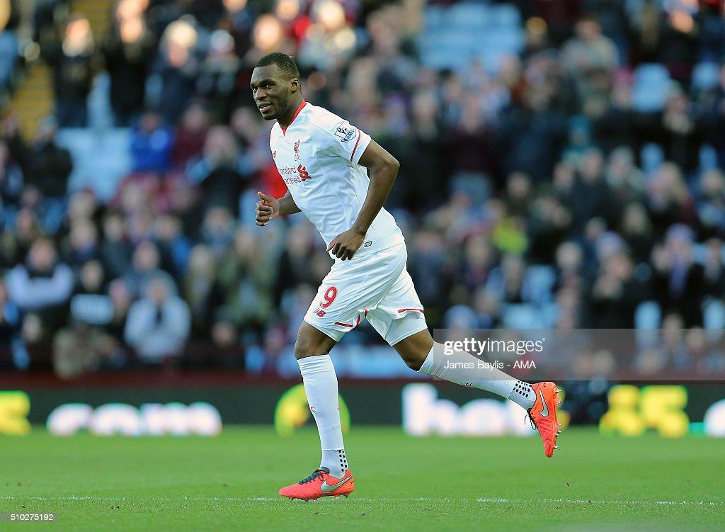 Aston Villa v Liverpool - Premier League : News Photo