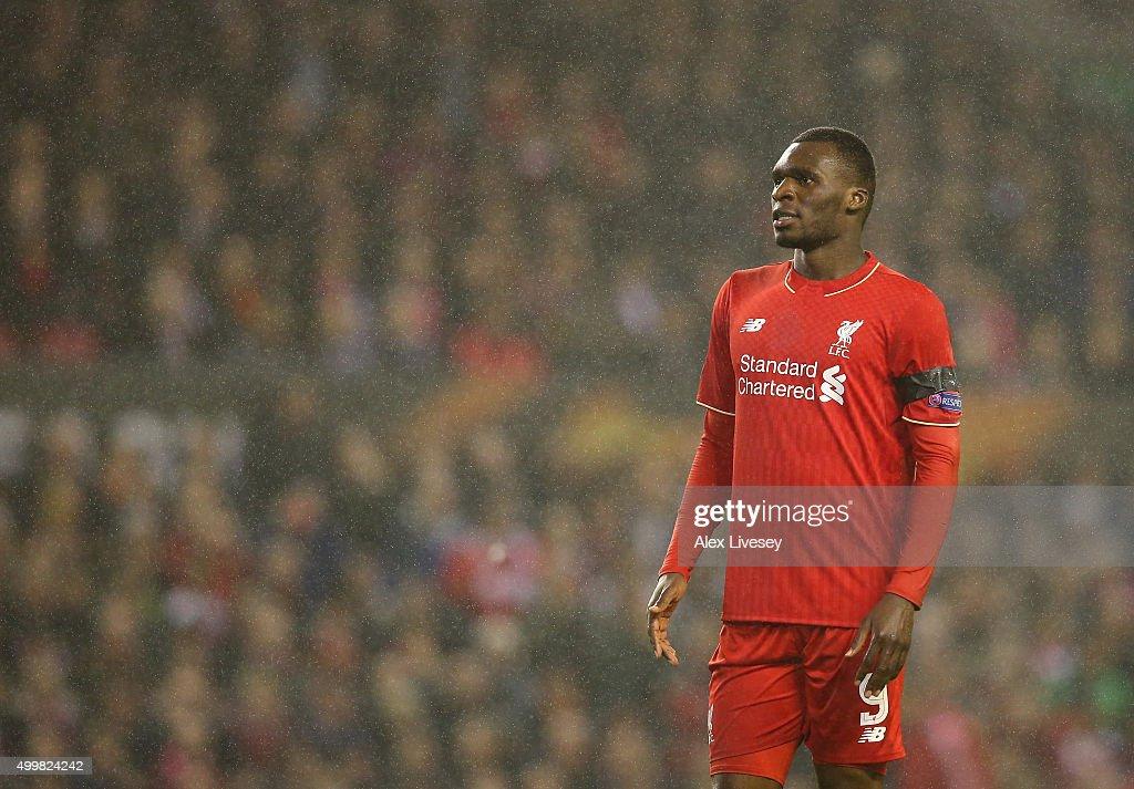 Liverpool FC v FC Girondins de Bordeaux - UEFA Europa League : News Photo